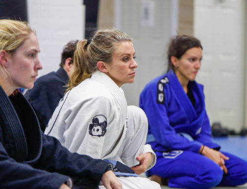 Why should women train with other women at a women's only class